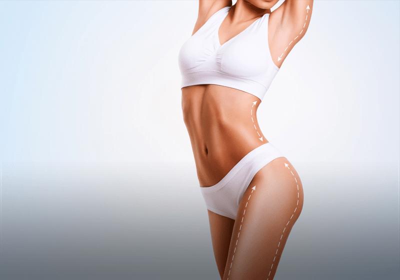 liposukcja idermomasaż